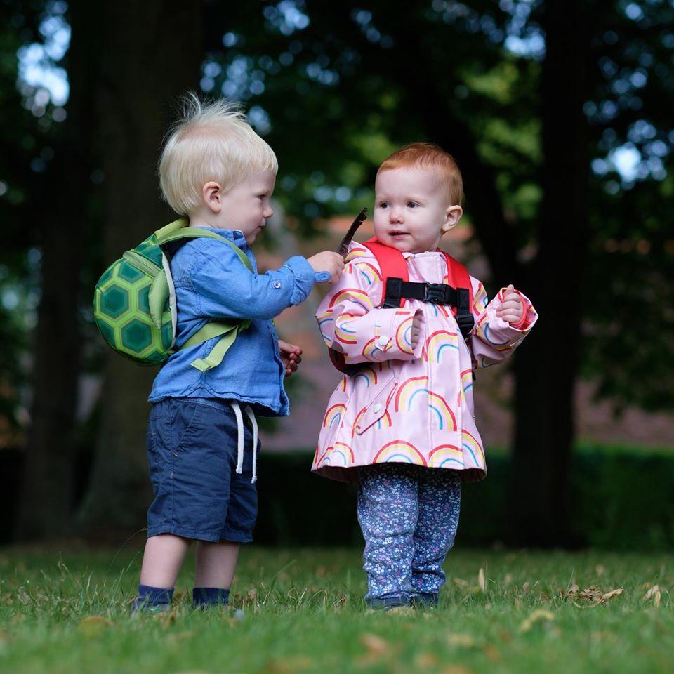 wyjazd z dzieckiem plecaczek littlelife zolw, biedronka