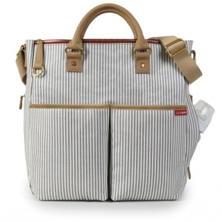 Torba Skip Hop Duo Deluxe Edition <br> French Stripe