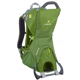 Nosidełko LittleLife Adventurer S2 - Green