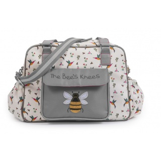 Torba Pink Lining - The Bees Knees - Hummingbird