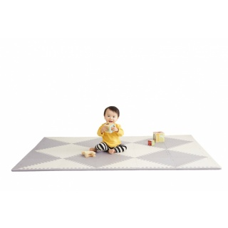 Mata Playspot Skip Hop - puzzle piankowe Grey/Cream GEO