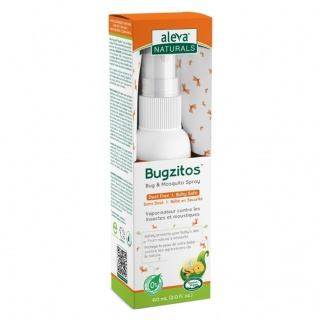 Spray na Komary Bugzitos Aleva Naturals