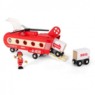 Helikopter Transportowy BRIO World