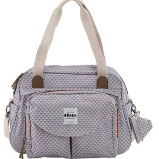 Torba dla mamy Geneva Beaba Smart Colors - Grey