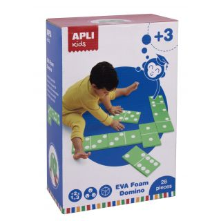 OUTLET Piankowe domino Apli Kids