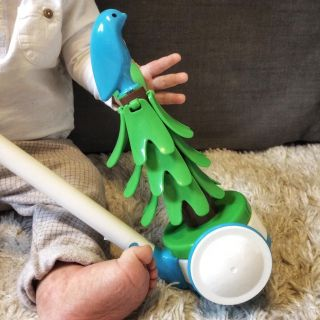 Pchacz Tree Push Kid O do plecaczka LittleLife GRATIS!